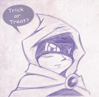Trick or Treat 3 by ChadRocco