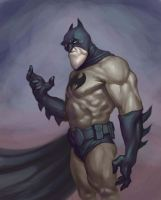 batman1 by 0mad