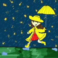 Dancing in the Rain by Zilch17