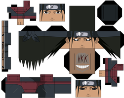 Hashirama Senju by hollowkingking