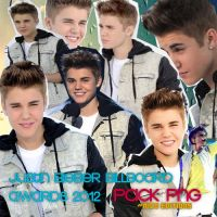 Justin Bieber Billboard Awards 2012 Pack PNG by NicoEdtions