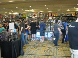 TFCon2 second day 1 by Rose-Hunter