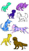More Adopts Stock (3 points each) by ks227