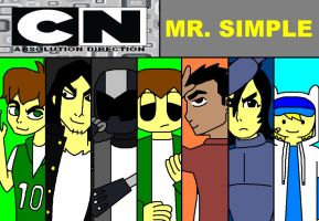 CN Absolution Direction - Mr. Simple by ian2x4
