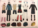 PCSH school uniforms by ameliette