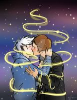 Jack Frost and Jamie by Bebo9147