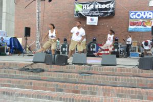 Puerto Rican/Latin Festival, Rockin Hip Hop 15 by Miss-Tbones