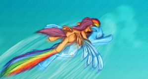 Flying Lessons by from-yesterday-xx