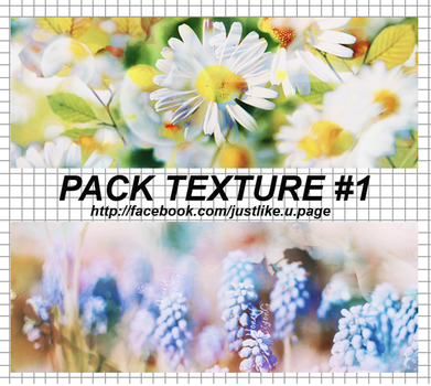 PACK TEXTURE :: JUST LIKE U by AVeiii