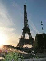 Eiffel tower 2 by kfjg