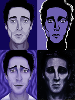 ADRIEN BRODY by myoneandonly