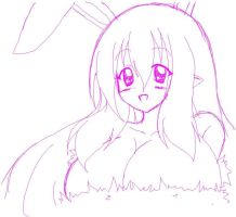 MSN Mina Doodle 3 by OverlordZeon