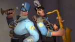TF2: Marching Band by UziReloaded