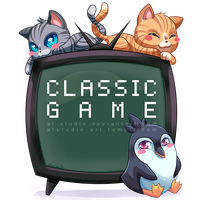 Commission - Classic Game by AT-Studio