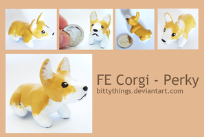Fan Expo Corgi - 02 - SOLD by Bittythings