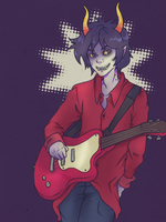 Gamzee Time by StormyAlien