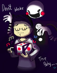 Don't wake the baby by Layneon