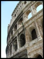 Rome.. Colosseum by voodoo-chile