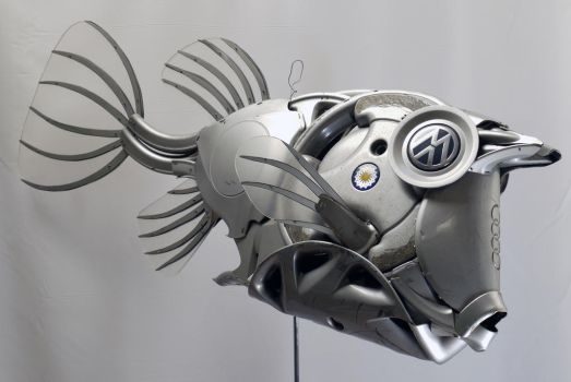 Cowfish 4 by HubcapCreatures