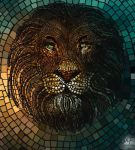 Aslan Mosaic by Finchley
