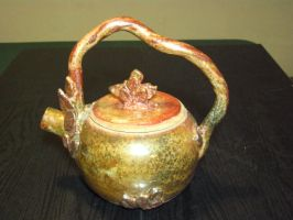 Maple Teapot Side 2 by Mandy138