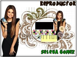 Rproductor Ejecutable de Selena Gomez by TomiEditions