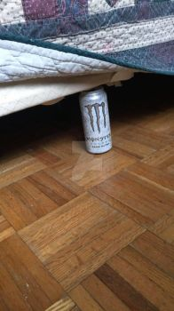 Monster under my Bed by RebeKahsOwnPlace