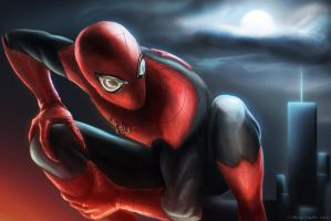 Superior Spider-Man by CharlesLogan
