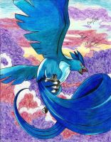 Articuno by Macuarrorro