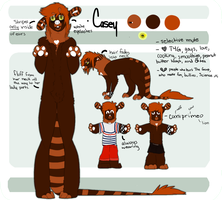 Casey Reference 2013 by 5coff