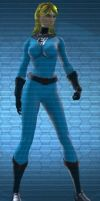 Invisible Woman (DC Universe Online) by comix-fan
