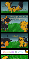 AVA: Electric fence of fail by CrispyCh0colate