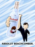 Absolut Beachcomber by ness84