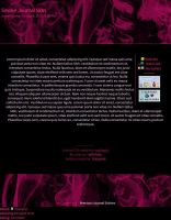 Pink Smoke Journal Skin by caybeach