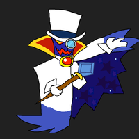 Count Bleck by Scurvypiratehog