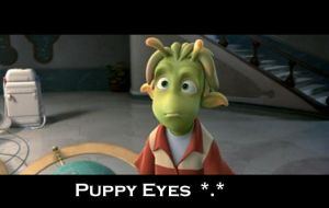 Planet 51- Puppy Eye by MystralCasterial