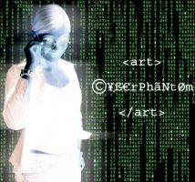 Art Command 'CyberPhantom' by CyberPhantom