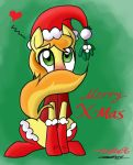 Braeburn's Mistletoe by WillisNinety-Six