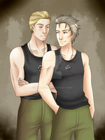 Germancest-Copying the little bro by Mira-chii