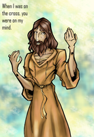 JESUS IS LORD iamnie by GSGRAY