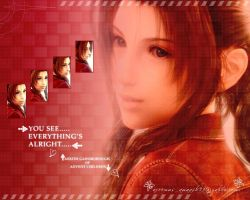 Aerith--You See by areemus