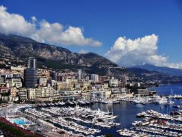 Monte Carlo by Ewilyn
