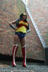 Wonder Woman Cosplay - By the Goddess! by SparrowsSongCosplay