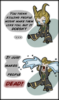 A Very Loki Musical by JazzySatinDoll