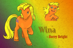 Berry Bright - Winorosla by WielkiDuchII