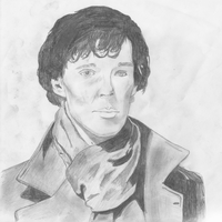 Benedict Cumberbatch by Judan