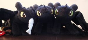 Feb Toothless Preorders by MagnaStorm