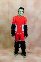 Beast Boy - Kotoricon '13 [9] by casuallynoted
