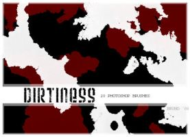 dirtiness pack. by starhearted