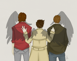 SPN: Safe and Sound by wolfsbaane